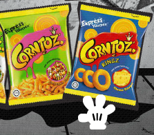 Hold this Corntoz  pack as long as you can to win a Samsung Galaxy Tab! profile image