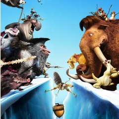 Manny, Diego & Sid is back in Ice Age 4!