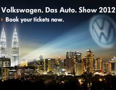 8th & 9th September - Volkswagen Das Auto Show 2012. Reserve your tickets now! profile image