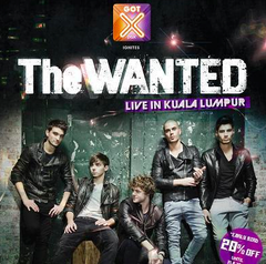 THE WANTED FANS! 3 simple steps to get FREE tickets to their concert!  profile image