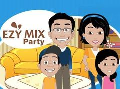 Try out this EZY MIX PARTY game & WIN RM50 shopping voucher!