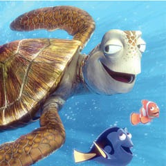 Finding Nemo is back, this time in 3D! Your help is needed to save our turtles! Click here.