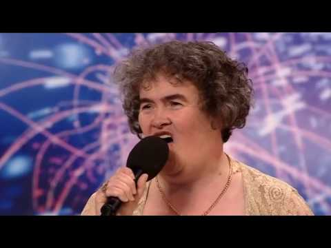 Susan Boyle - Britains Got Talent 2009 Episode 1