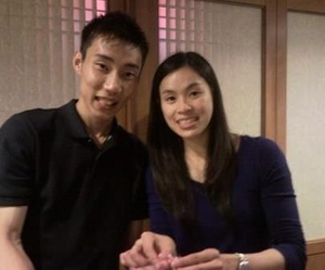 World No.1 Shuttler Datuk Lee Chong Wei to Wed Longtime Girlfriend, Wong Mei Choo!