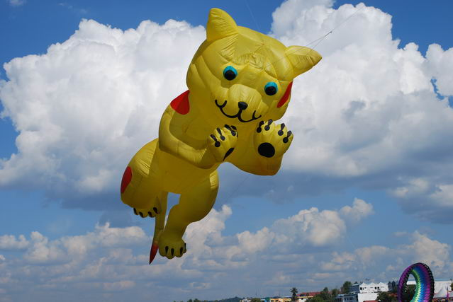 Borneo International Kite Festival 2012