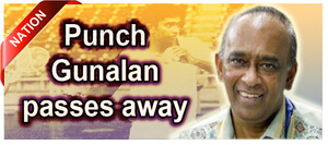 Badminton legend, Datuk Punch Gunalan passes away