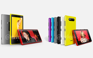 LEAKED! Pictures AND Details Of New Nokia Lumia 920, 820 Ahead Of Its Sep 5 Launch!