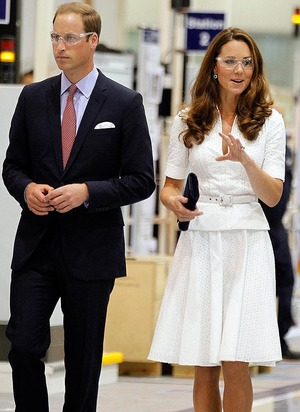 Prince Wills Is Now in Asia And Says: I Want Two Kids With Kate!