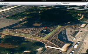 The new Apple Maps in iOS 6 or iPhone 5 contain many errors and flaws found in this map