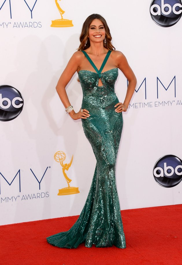 "The 64th Annual Emmy Awards: ""The Stars Were Nearly Melting on the Red Carpet!"""