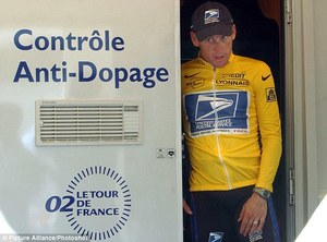 Former team-mate of Lance Armstrong says he saw Lance take drugs. Conspiracy?