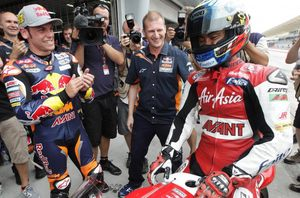 Zulfahmi wins 2nd place in Malaysia Grand Prix at Sepang