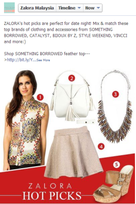 Zalora Hot Picks :)