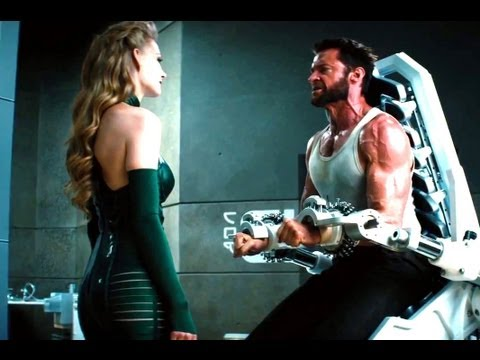 Wolverine The International Trailer