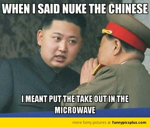Why Does Kim Jong-Un Want Nuclear Attack? FB Memes Answer!