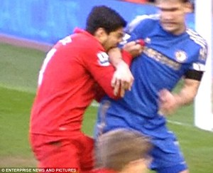 [NEW UPDATE] Liverpool's Suarez Disputes His Biting Punishment