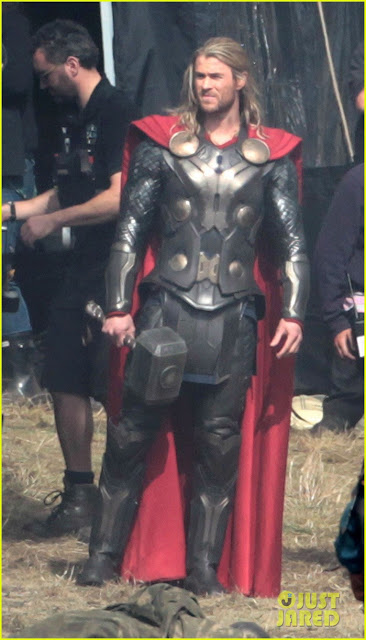 HD Trailer for Thor : The Dark World