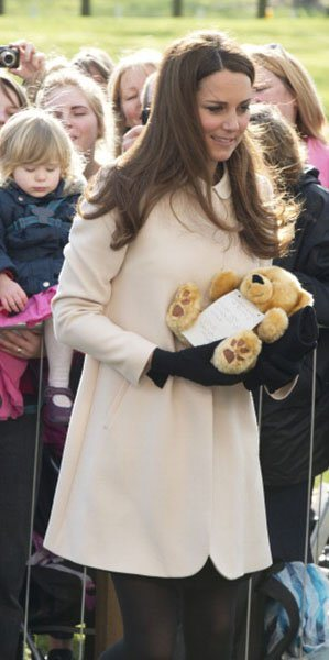 Kate Middleton's Stylish Maternity Dresses