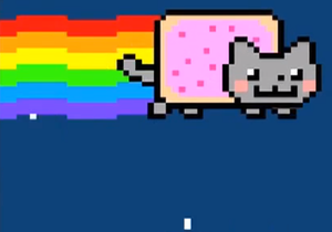 Remember Nyan Cat (Viewed 96 Million Times)? Someone's Using It Illegally!