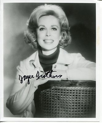 RIP Dr Joyce Brothers Dies at 85