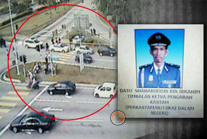 [NEW UPDATE] Datuk Shaharuddin's Murder: Links To Car Smuggling Syndicate Found