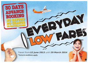LCCT Too Far Away? Firefly Now Offers Everyday Low Fares