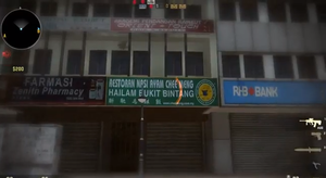 [VIDEO/PICS] Counter Strike: GO Bukit Bintang Map Complete With Nasi Ayam