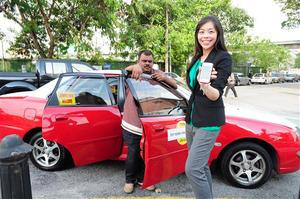 MyTeksi App: Book Your Next Taxi With This