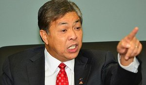 "[NEW UPDATE] Zahid Hamidi: ""Malaysiakini Creates Things That Are Not There"""