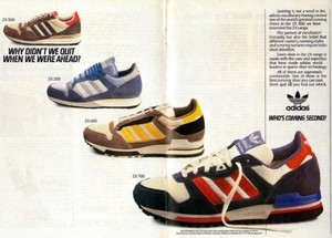 Throwback Thursday: These 80's Adidas Shoes Are Hip Again