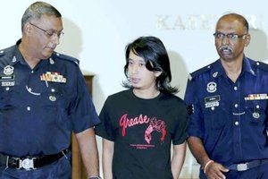 [BREAKING] Adam Adli Arrested: Adam Adli Pleads Not Guilty To Sedition
