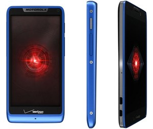 Motorola Feeling Blue? Their Droid RAZR HD & RAZR M Look It
