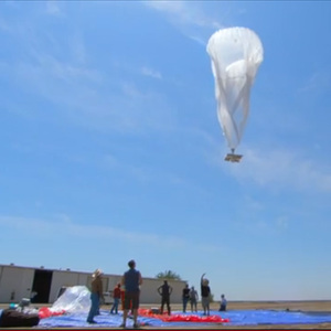 Google Wants To Use Balloons To Provide Internet For All
