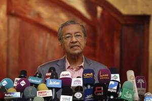 [FOLLOW NOW] Dr. M Says: UMNO Will Pecah Dua #PRU13