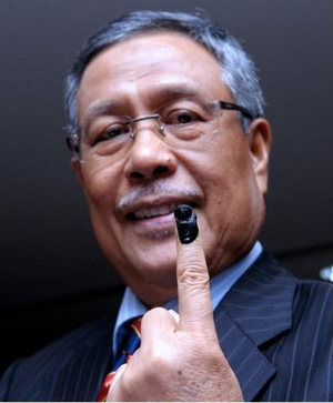 Post GE13: The EC Says Indelible Ink Is The Saddest Thing