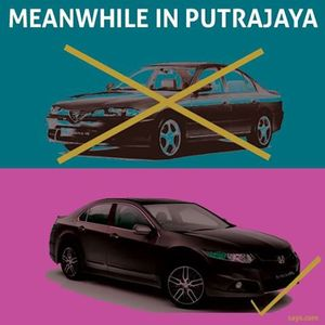 Goodbye to Our 'Kereta Nasional', Proton