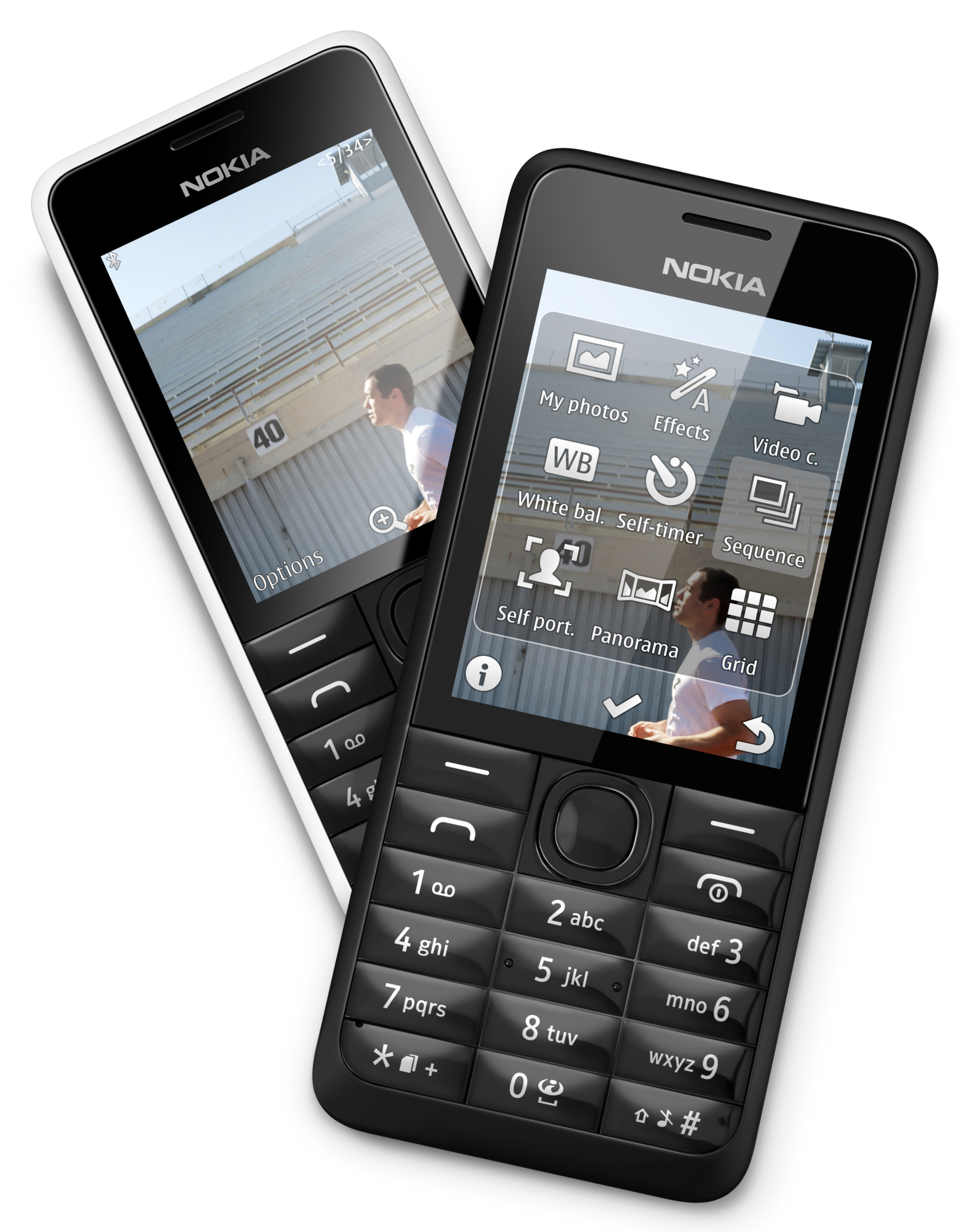Nokia 301 Has Been Launched On Infibeam
